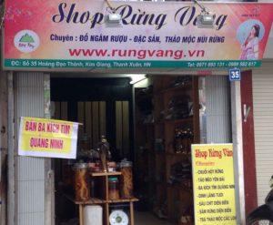 Phương thức mua hàng shop Rừng Vàng