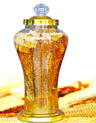 rượu sáp ong rừng