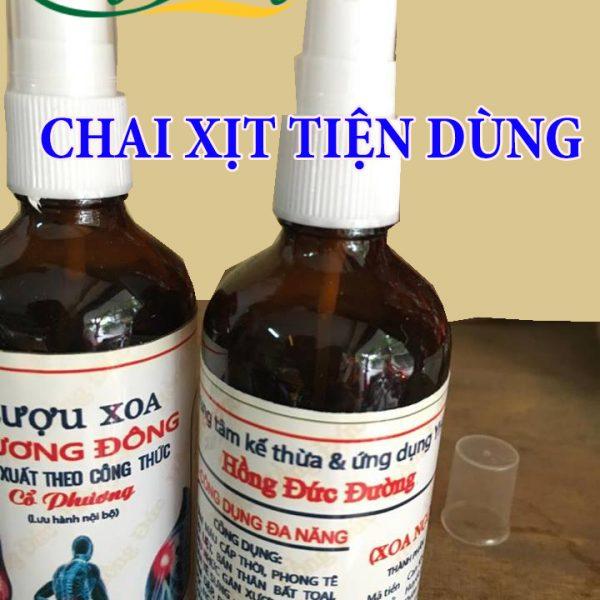rượu xoa bóp Phương Đông tại Hà Nội