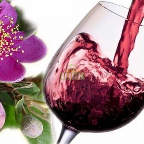 rượu sim giống rượu vang nho