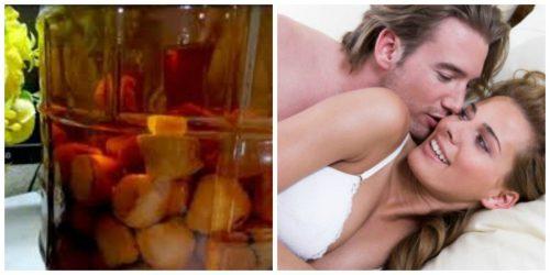 rượu vải tác dụng tăng cường sinh lý nam rất tốt
