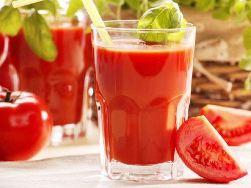 Mẹo hay Giải rượu nhanh nhất bằng cà chua