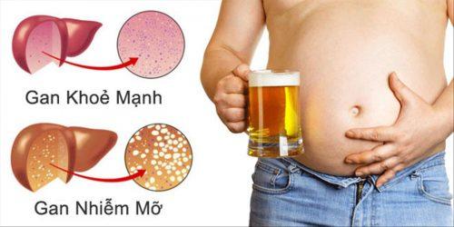 ăn gì trước khi uống rượu để không hại gan