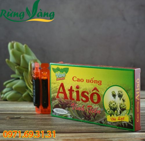 Cao atiso ống uống liền
