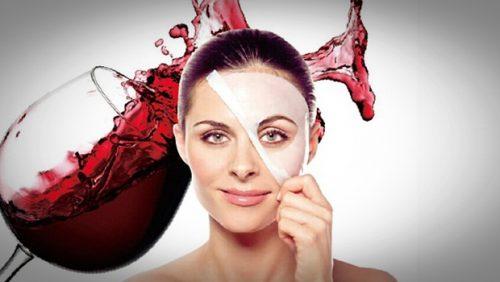 Rượu sim – bí quyết đẹp da chống lão hóa