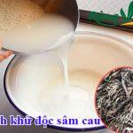 Cách khử độc sâm cau đen (tiên mao) – Chuẩn nhất hết độc tố yên tâm dùng