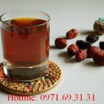 Ngâm rượu táo đỏ cùng vị thảo dược gì tốt cho sức khỏe?