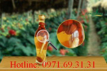 Rượu táo đỏ Tân Cương có vị gì? Rượu táo đỏ khô có tác dụng gì?